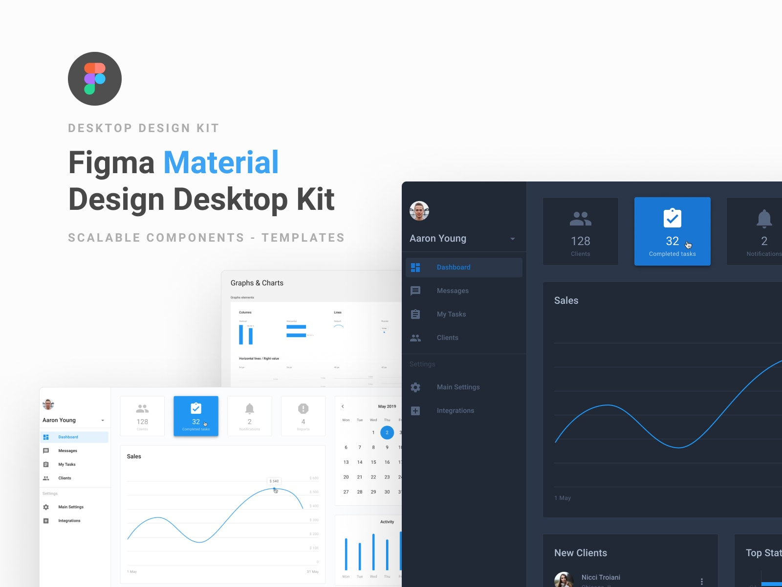 Figma Freebies - Free UI Kits & Figma Templates
